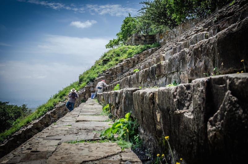 Monte Alban Mexiko