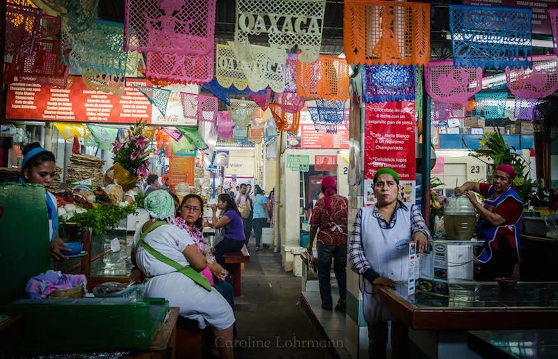 Markt Oaxaca