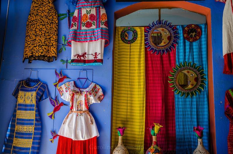 Kunstandwerk Oaxaca