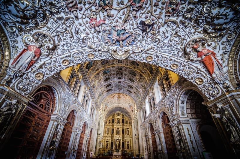 Kirche Guzman Oaxaca