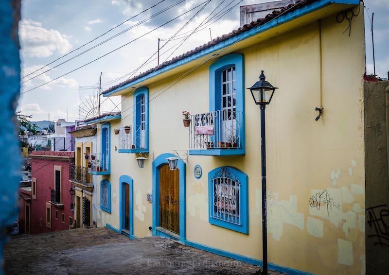 Häuser Oaxaca