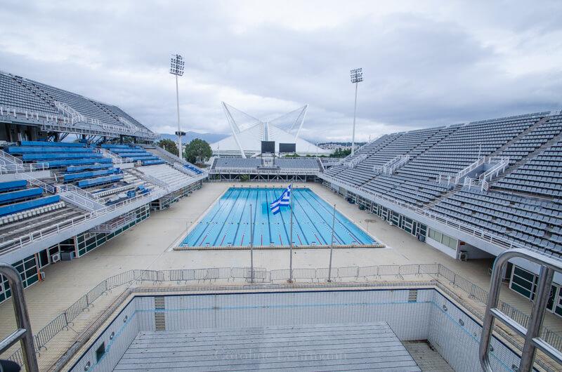 Olympisches Stadion Athen