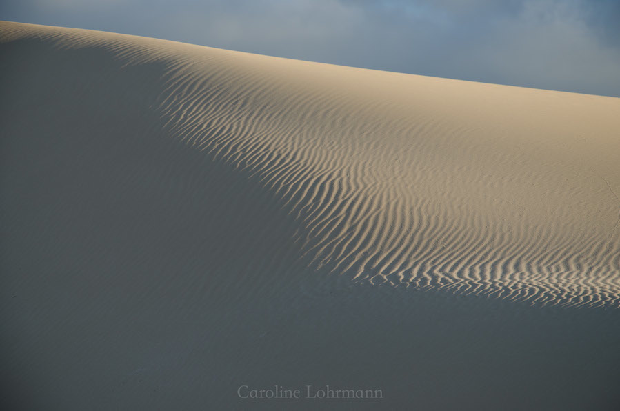 Sanddüne Fuerteventura
