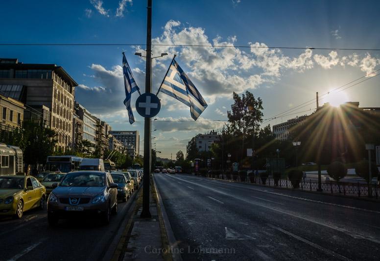 Athen Megaron