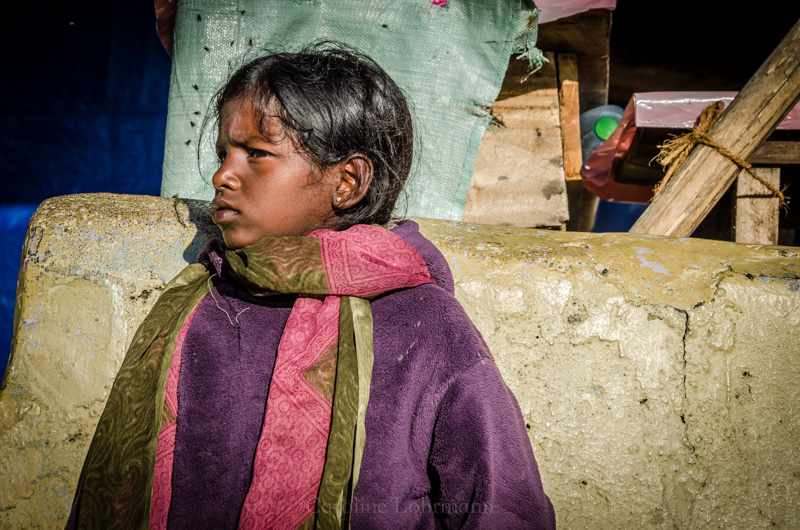 Mädchen Sri Lanka