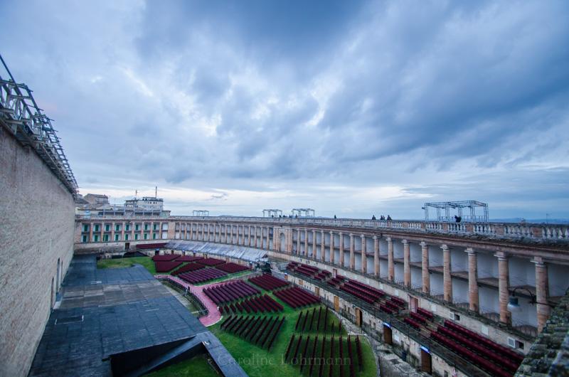 Macerata Amphitheater