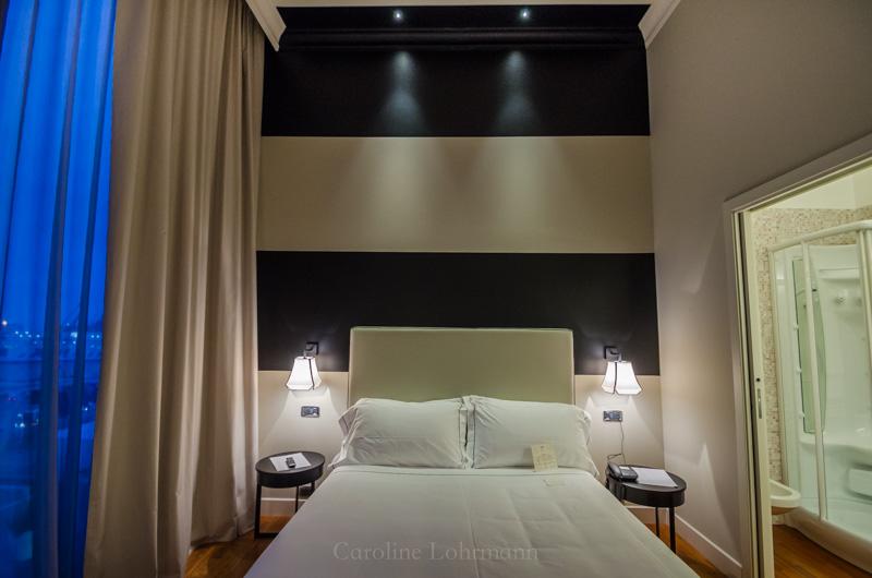 Seeport Hotel Ancona Zimmer