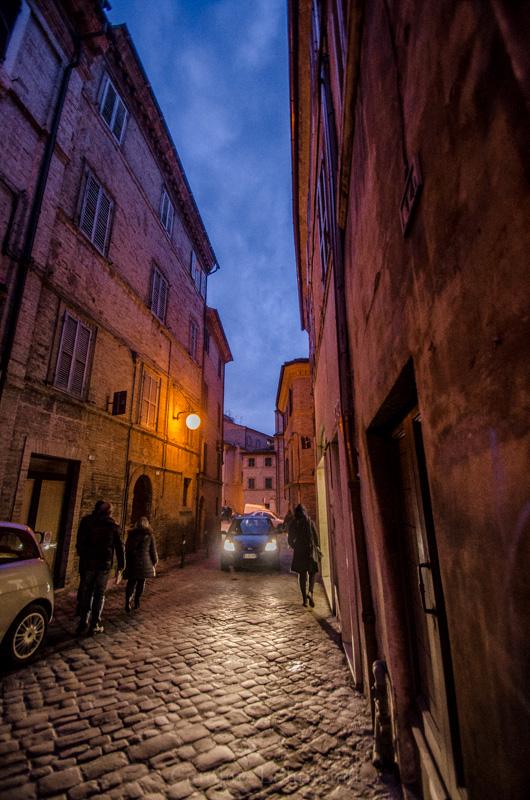 Macerata Italien