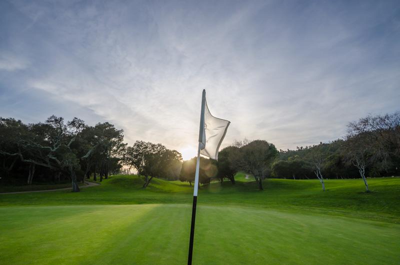 Golfplatz Sintra Portugal