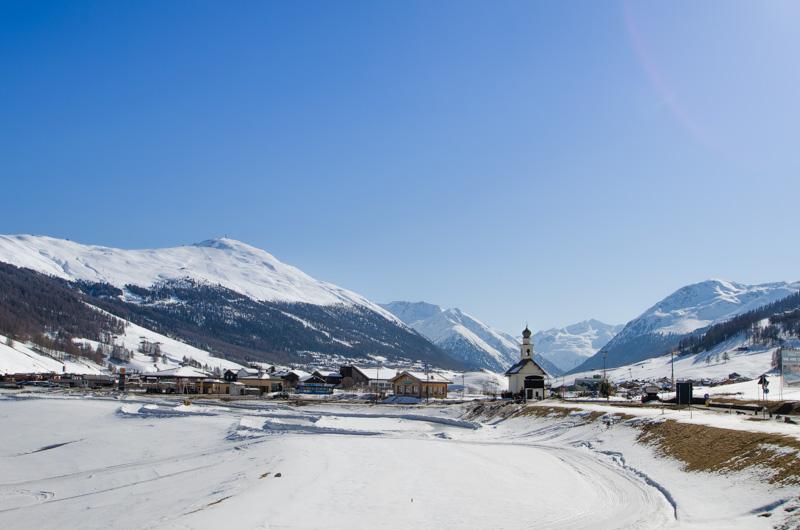 Livigno Skigebiet