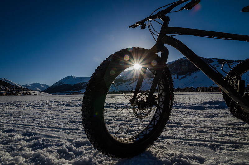 Fat Bike Livigno
