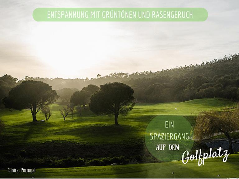Golfplatz Sintra