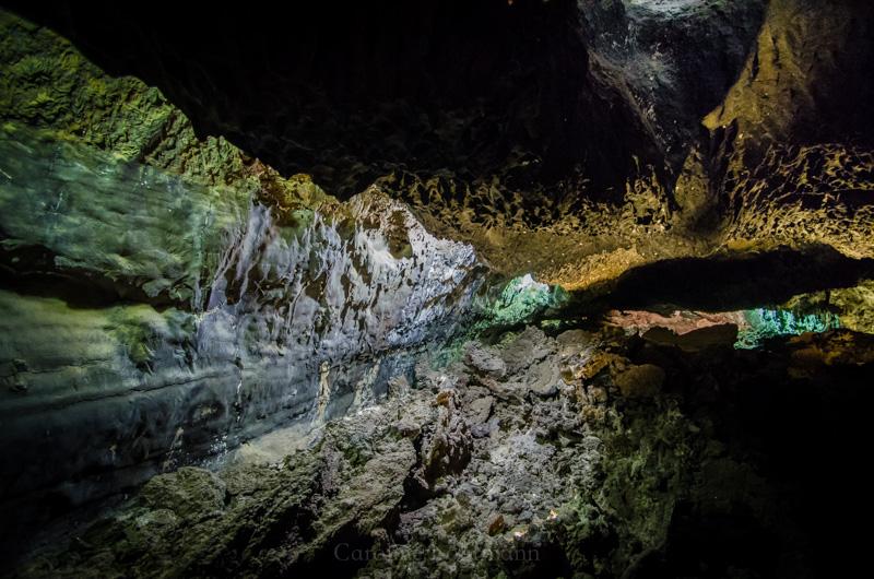 Cueva de los verdes 2