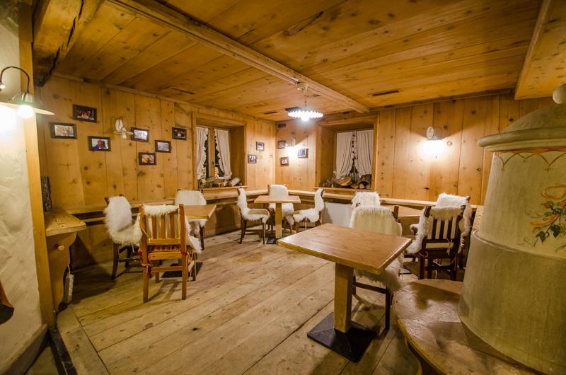 Livigno Ski Hütte