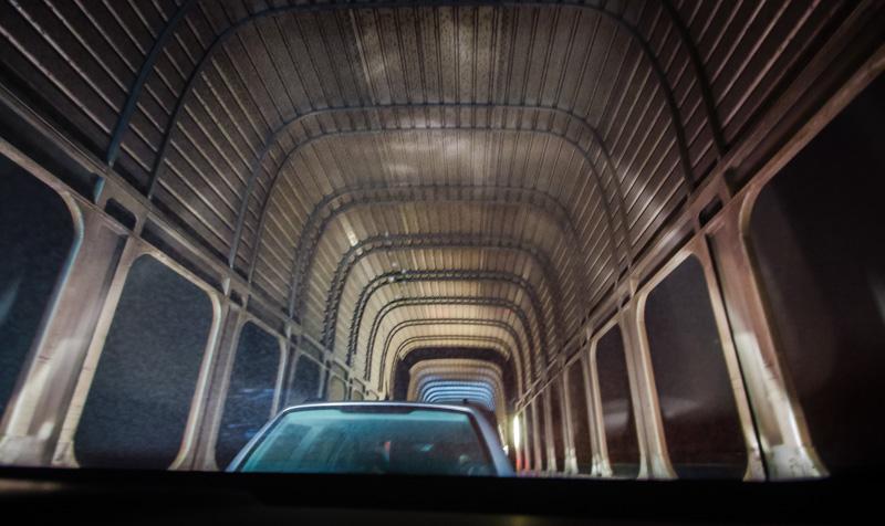 Vereina Tunnel Schweiz