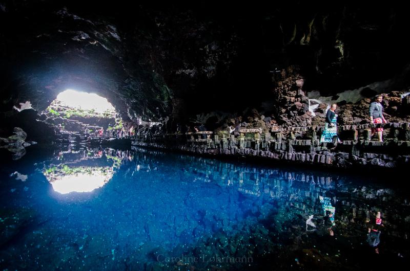 Vulkantunnel Jameos del Agua