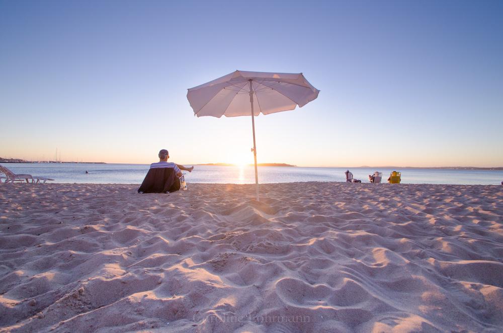 Punta del Este Strand