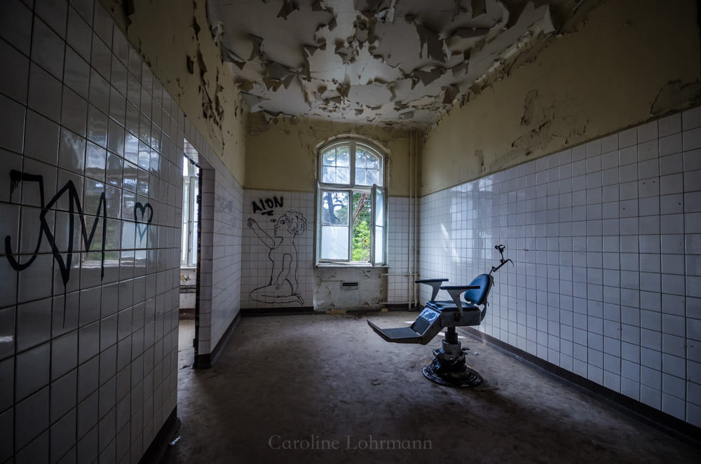 Beelitz Zahnarztstuhl