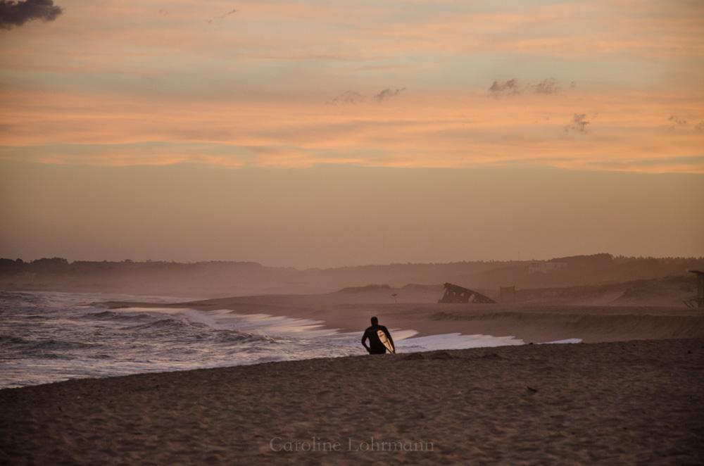 La Pedrera Surfer