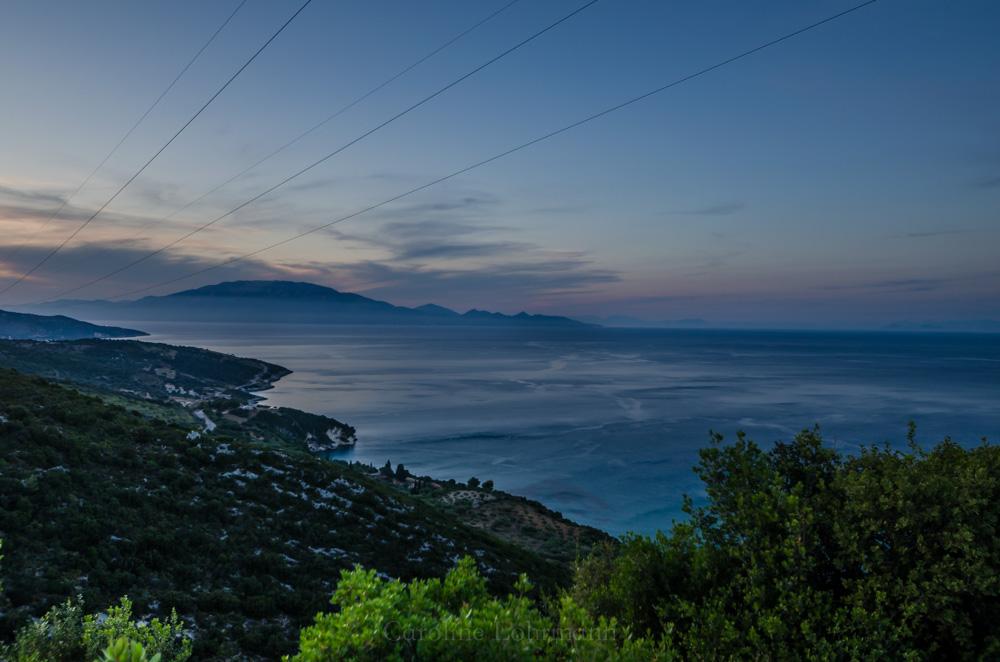 Sonnenuntergang Zakynthos
