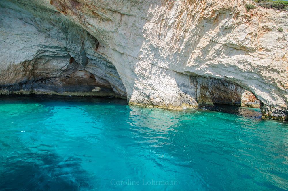 Blue Cave Zakynthos