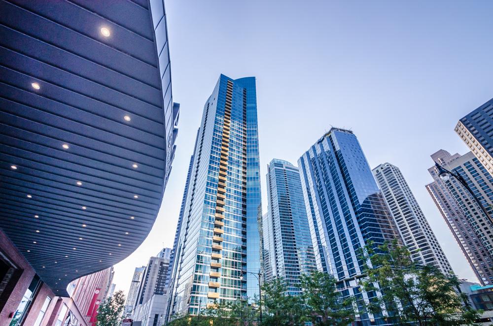 Gebäude Chicago