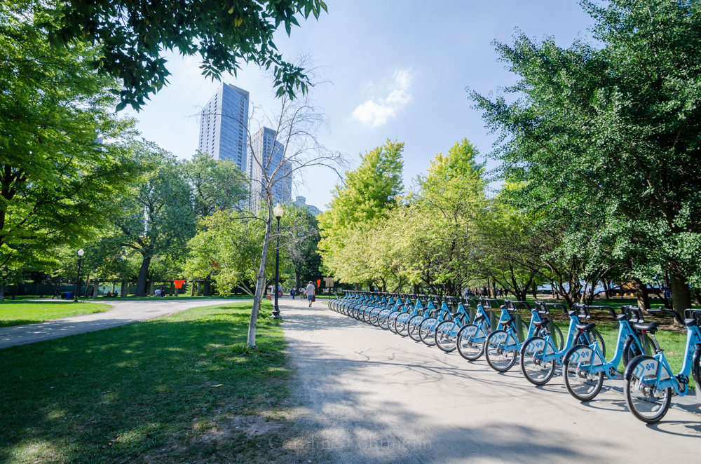 Divvy Bikes Chicago