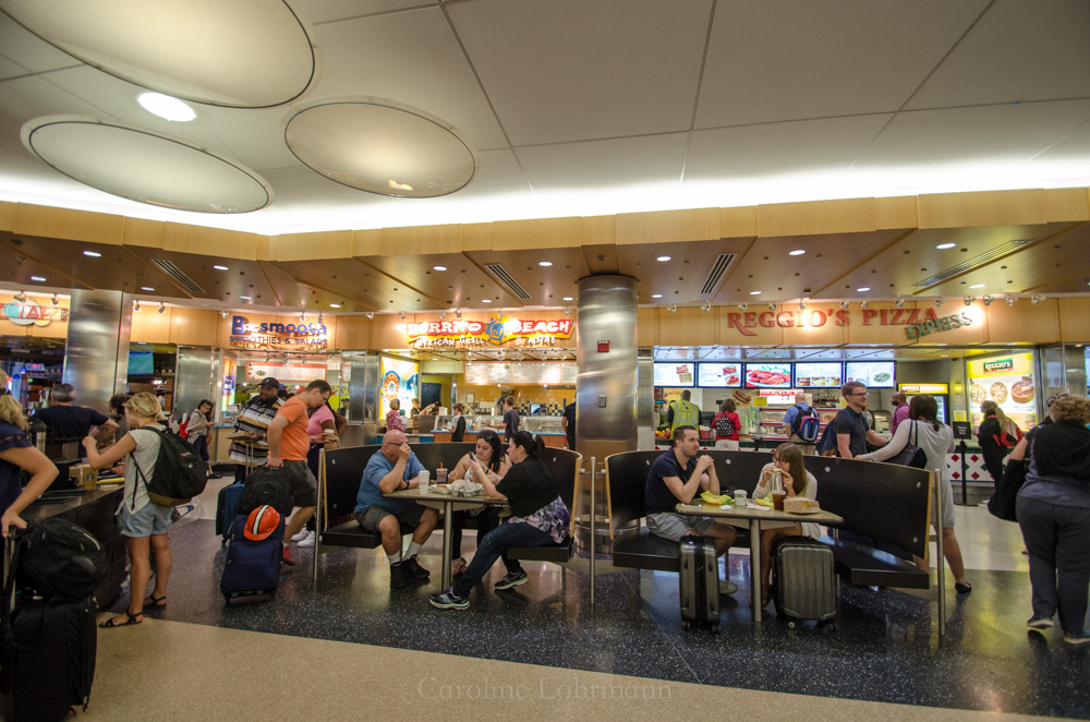 Essen Chicago Flughafen