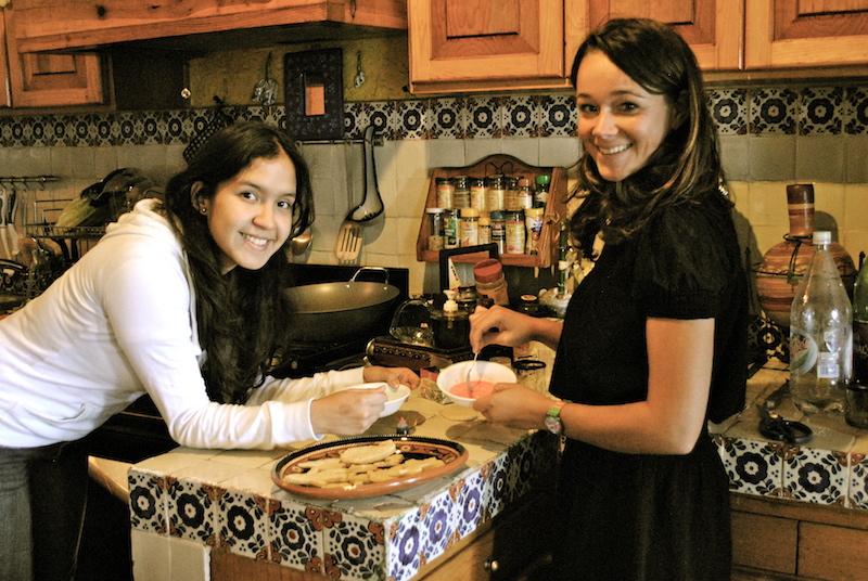 Kekse backen Mexiko