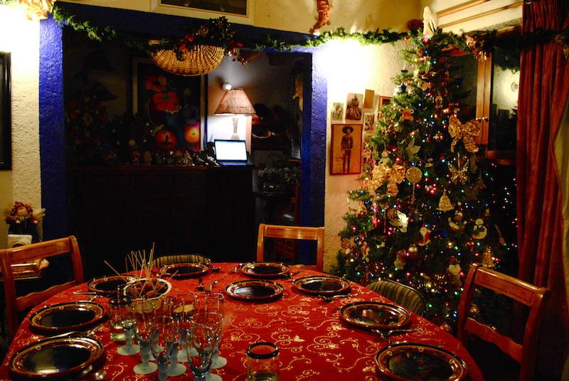 Weihnachten Mexiko