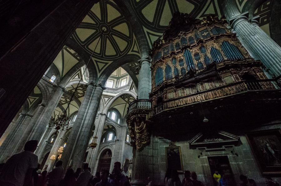Catedral Metropolitana Mexiko
