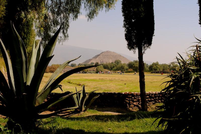 Teotihuacán Mexiko