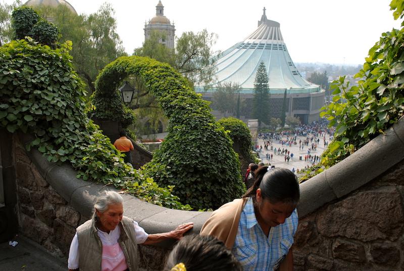 basilica guadalupe mexiko
