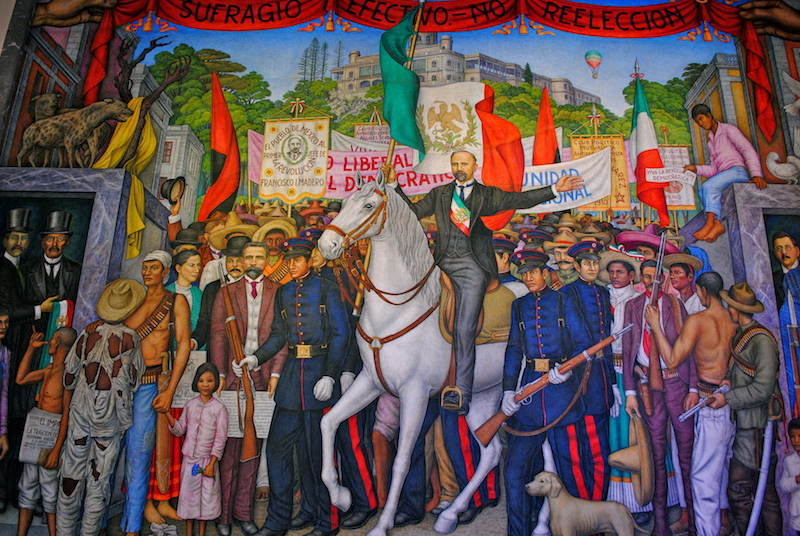 mural mexico city