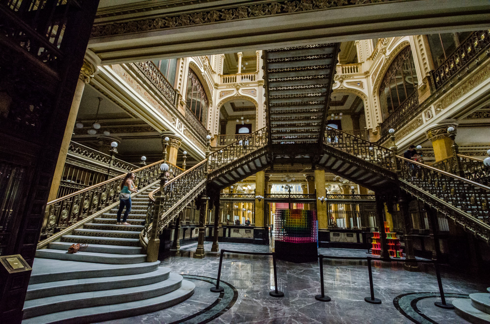 palacio postal mexiko stadt