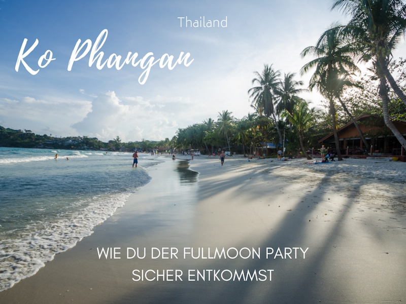 fullmoon party thailand