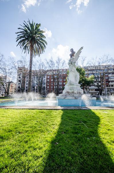 Parque de Dona Casilda de Iturrizar bilbao
