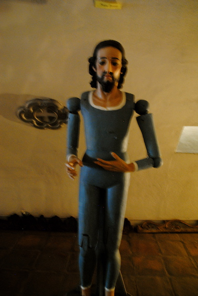 kathedrale leon figur